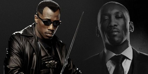 Blade: Wesley Snipes Supports MCU's Reboot & Star Mahershala Ali