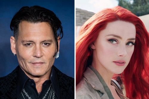 Johnny Depp Allegedly Tried to Get Amber Heard Kicked Off 'Aquaman'