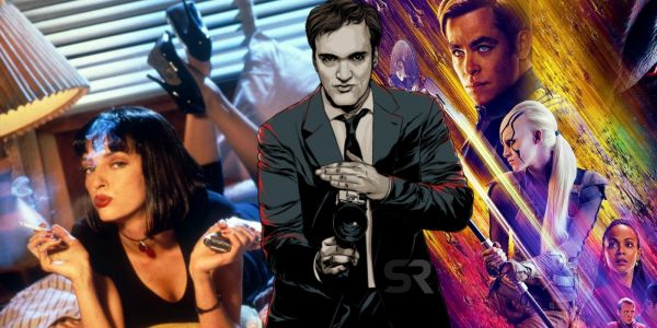 Quentin Tarantino's Star Trek Film Will Be Pulp Fiction, But in Space
