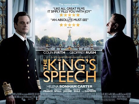 The King's Speech (2010) IMDB Top 250 Review
