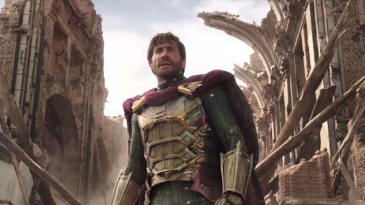 Get A First Look At Mysterio in Spider-Man: Far From Home