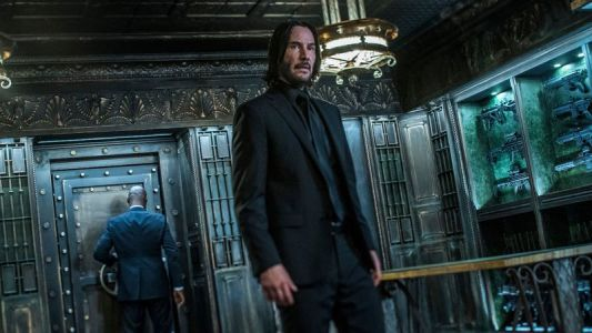 Director Chad Stahelski on the Potential of John Wick's Future