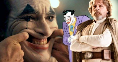 What Does Mark Hamill Think of Joaquin Phoenix in Joker?The