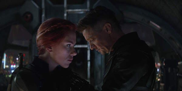 Jeremy Renner Reflects On Big Scene With Black Widow In Avengers: Endgame