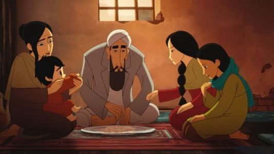 THE BREADWINNER For The Academy Award In Best Animation