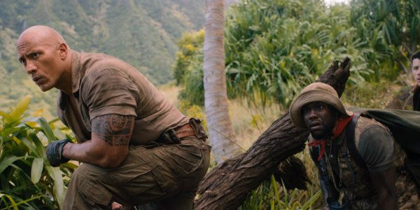 Jumanji 3 Is Underway, And The Rock Is Still Ripping On Kevin Hart