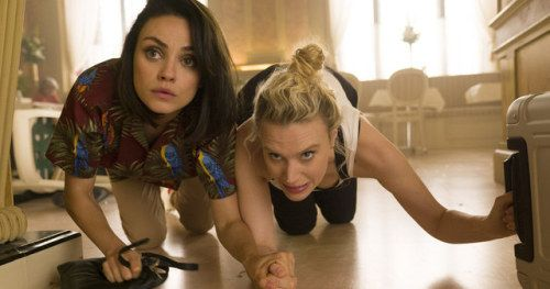 Spy Who Dumped Me Trailer Has Mila Kunis & Kate McKinnon on