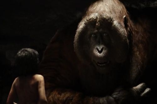 That Moment In 'The Jungle Book' When Mowgli Escapes From King Louie