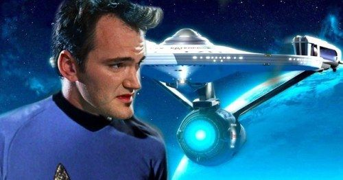 Tarantino Wants R-Rated Star Trek to Capture the Horrors of