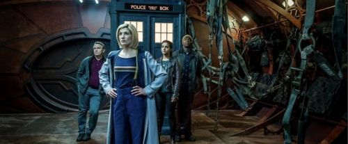 'Doctor Who' Season 12 Won't Materialize Until 2020