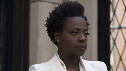 A Heist, And A Whole Lot More, As Viola Davis Delivers In 'Widows'