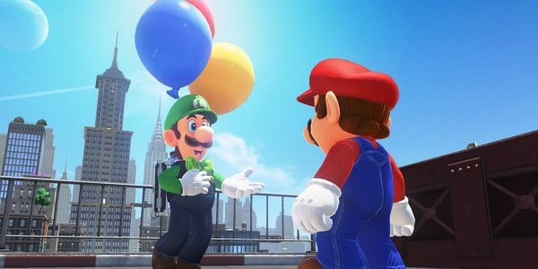 Hackers Infect Super Mario Odyssey With NSFW Adult Images