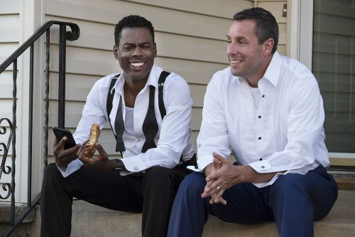 Adam Sandler And Chris Rock Sweat The Small Stuff In Trailer For Netflix's 'The Week Of'