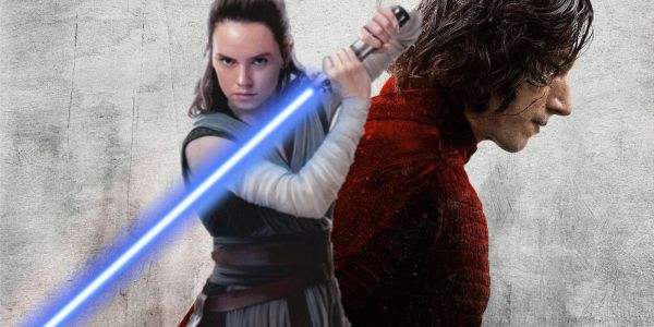 Star Wars: The Last Jedi Novelization Hints Reylo Is Canon