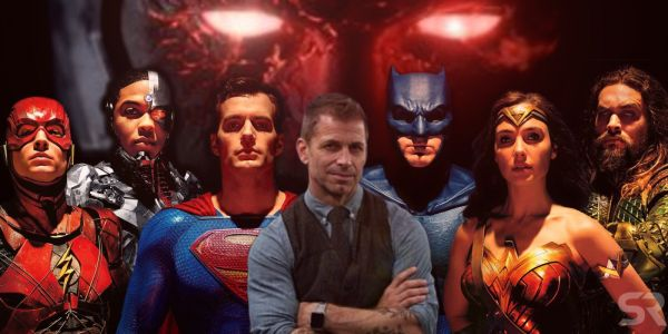 Zack Snyder Confirms Original Justice League Script Was Not Shot