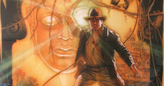 Indiana Jones Mini-Land Coming to Disney World?