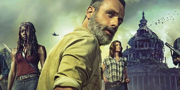 Walking Dead Teaser Promises A Whole New World in Season 9