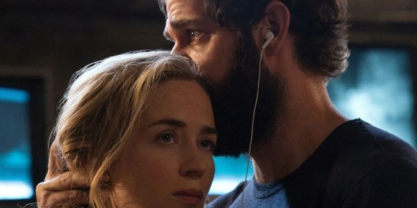 Why John Krasinski Didn't Initially Ask Emily Blunt To Join A Quiet Place