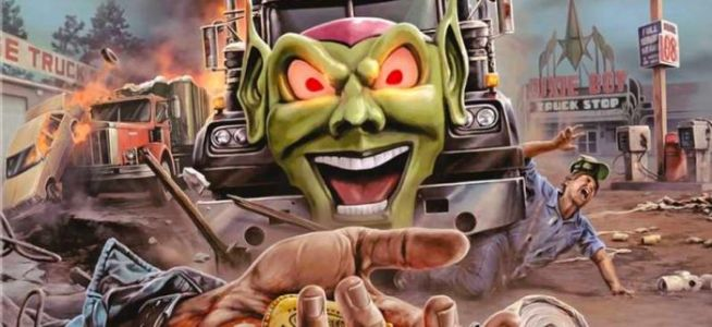 Exclusive 'Maximum Overdrive' Blu-ray Clip Praises Stephen King's Only Directorial Effort