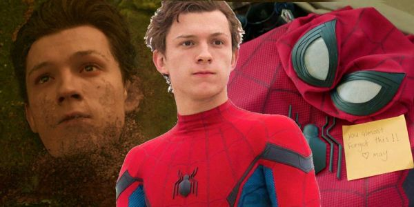 Everything We Know About Spider-Man's Role In Avengers: Endgame