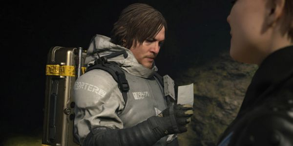 Death Stranding Release Date Announcement at The Game Awards?