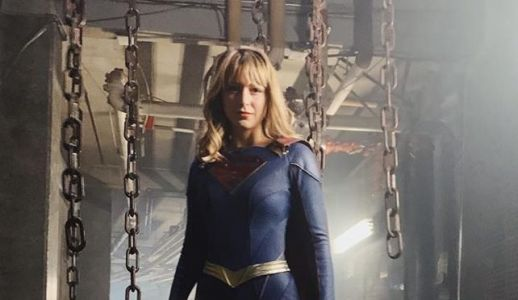 First Look at Supergirl's Upgraded Suit for Season 5!