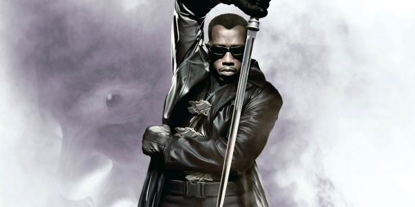 Wesley Snipes Didn't Know Blade Was Almost Whitewashed