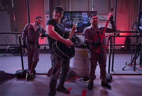 CS Video: Robert Rodriguez Directs Performance Capture at WETA