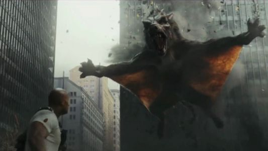 The Big Changes the Rampage Movie Makes from the Games