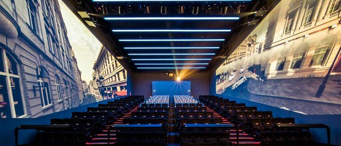 4DX to Add Projection Screens on the Walls to Make Going to the Movies Even Worse