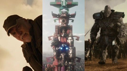 All of the Easter Eggs in the Thor Movies
