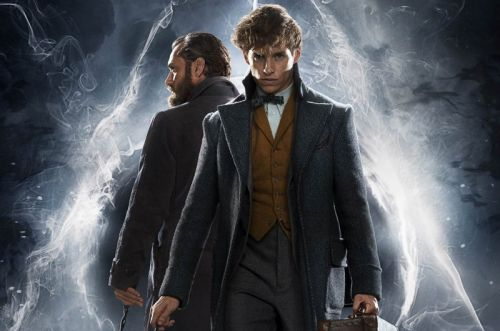 The Fantastic Beasts: The Crimes of Grindelwald Trailer and Poster!