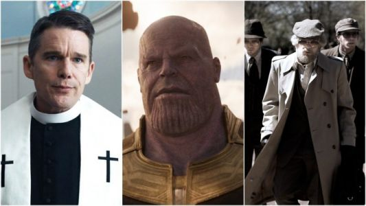 New Blu-ray Releases: 'Avengers: Infinity War', 'First Reformed', 'American Animals'