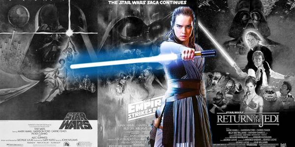 Star Wars Timeline Gives Official Titles For Prequel, Original & New Trilogies