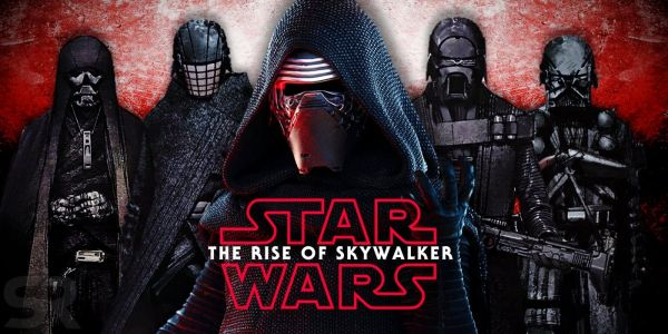 Star Wars 9: Best Look Yet At a Knight of Ren | ScreenRant