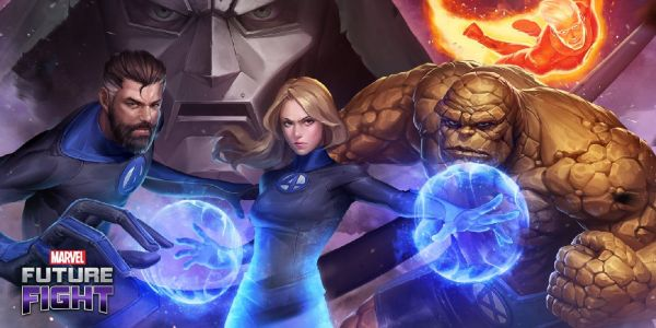 Fantastic Four Are Getting Some More Love As They Join Marvel Future Fight