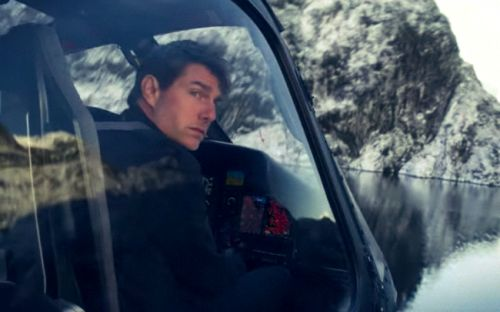 Doing It For Real Again in Tom Cruise's Latest 'Mission Impossible'