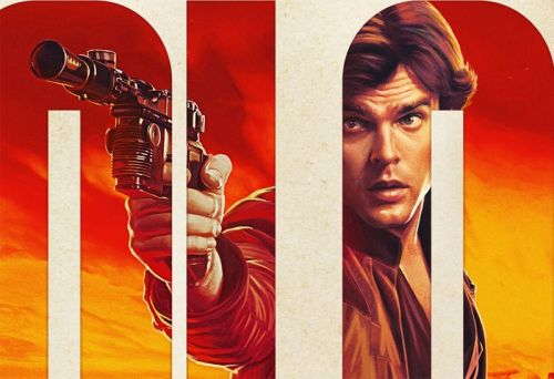 New Solo Character Posters Shoot First