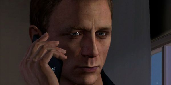 Don't Expect Daniel Craig, Or Any Other 007 Actor, To Show Up In The James Bond Video Game
