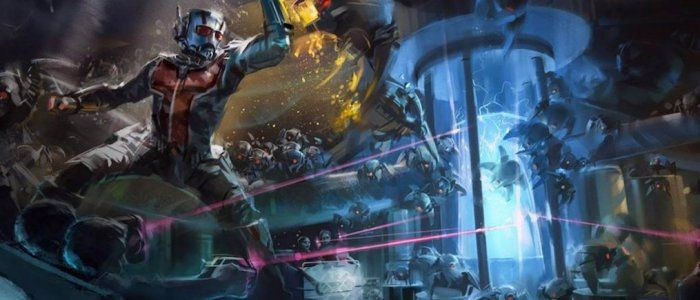 Theme Park Bits: 'Ant-Man and the Wasp' Ride Concept, Lunar New Year at Universal Hollywood, and More