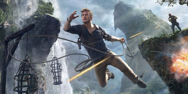 Naughty Dog Director Praises Uncharted Origin Movie Idea