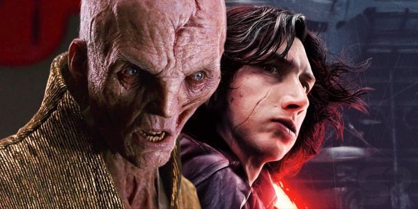 Star Wars To FINALLY Reveal How Snoke Trained Kylo Ren