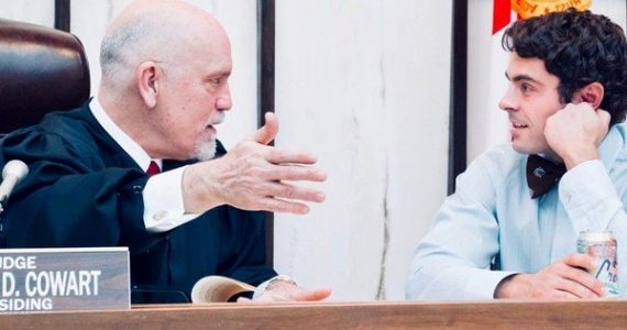 First Look at John Malkovich in Ted Bundy Biopic as Shooting Wraps