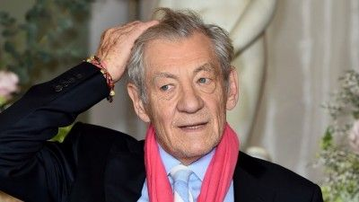 How Ian McKellen Acts with his Eyes Only