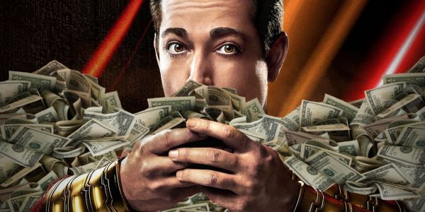 How Much Did Shazam! Cost To Make?