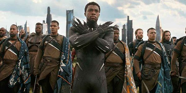 Check Out A Behind-The-Scenes Look At Avengers: Infinity War's Battle Of Wakanda