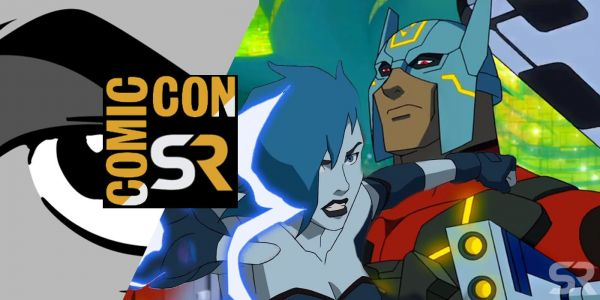 Young Justice: Outsiders - Every Character In The SDCC Trailer