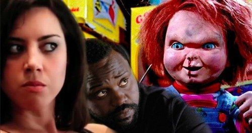 CHILD'S PLAY Reboot Reportedly Enlists LEGION's Aubrey Plaza And ATLANTA Actor Brian Tyree Henry
