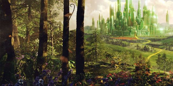 Land of Oz TV Series Being Developed By Legendary