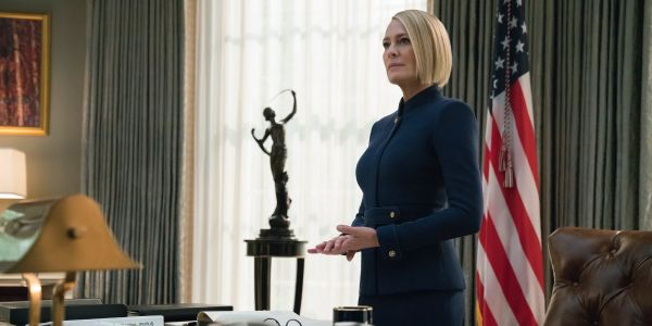 House of Cards Review: Robin Wright Takes Command In Streamlined Final Season